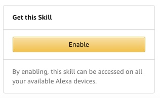 Communication Alexa Skill